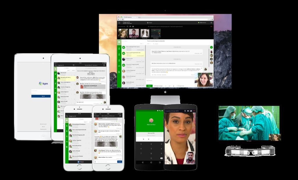 Veilig communiceren in de zorg met Zorg Messenger
