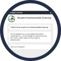 Communiceren met websitebezoekers
